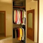 Szafy, garderoby, zabudowy wnęk
